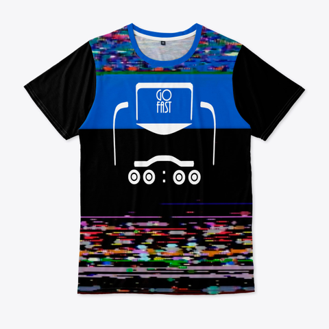 Crooked N64 Speedrunner Tee Standard T-Shirt Front