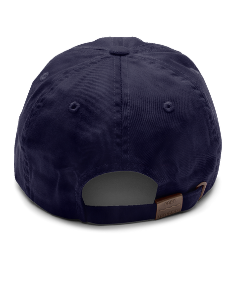 Sports! Shirt Navy Hat Back