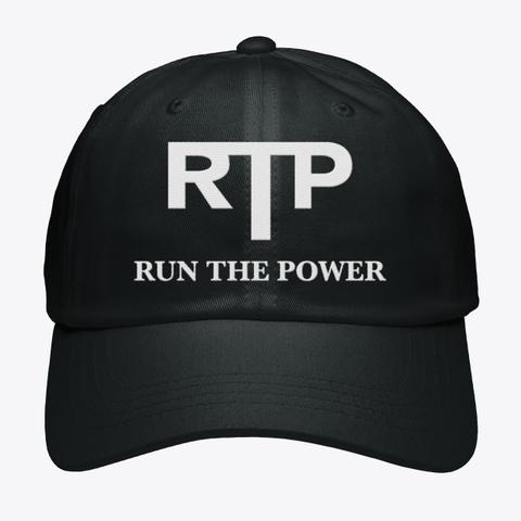 Rtp Hat Black Hat Front