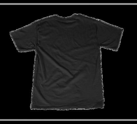 Girls Girls Boys Pride Shirt  Black T-Shirt Back