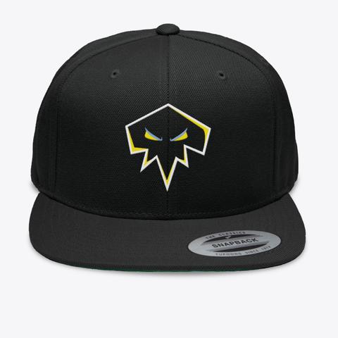 Cdew Snapback Black Hat Front