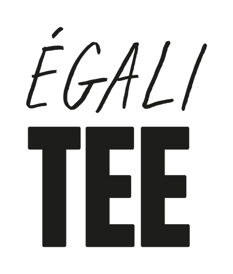Egali Tee Black T-Shirt Back