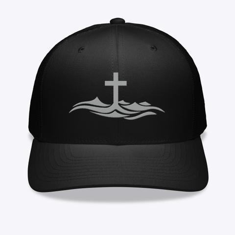 Above Inspiration Hat Black Hat Front