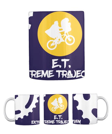 Et Reme Trajec Et Extreme Trajectory Dark Navy Mug Front