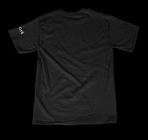Fergie Black T-Shirt Back