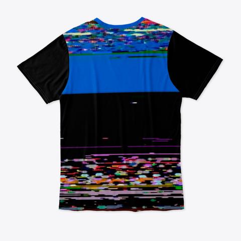 Crooked N64 Speedrunner Tee Standard T-Shirt Back