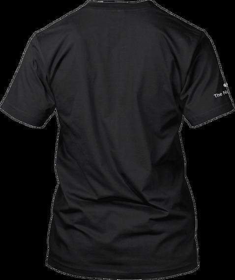 Celebrate Creative Commons Black T-Shirt Back