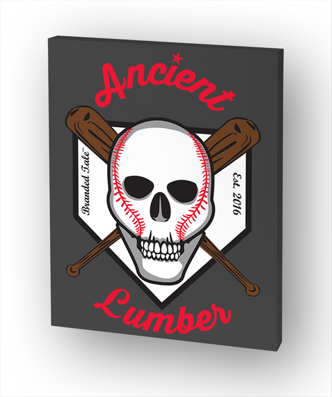 Ancient Branded Tale Est. 2016 Lumber Standard Kaos Front