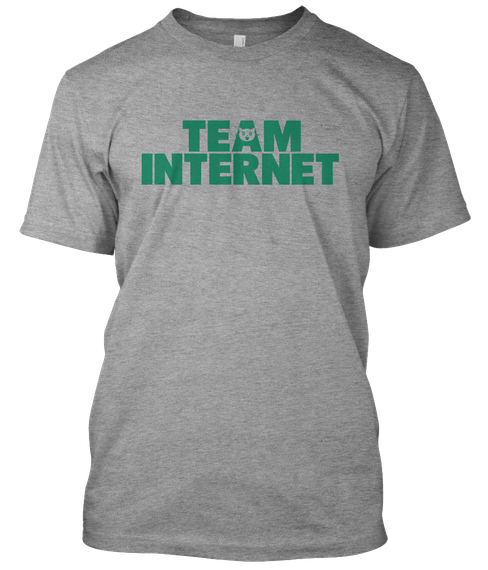 Team Internet Official Tee!