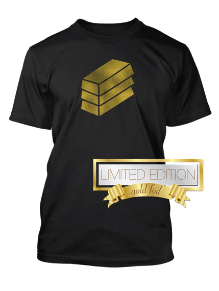 Sky Does Minecraft Budder Explosion!  Black T-Shirt Front