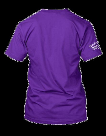 Twit 2015 C Black T-Shirt Back