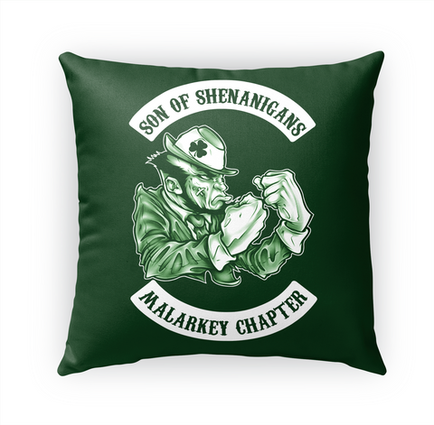 Son Of Shenanigans Malarkey Chapter Standard T-Shirt Front