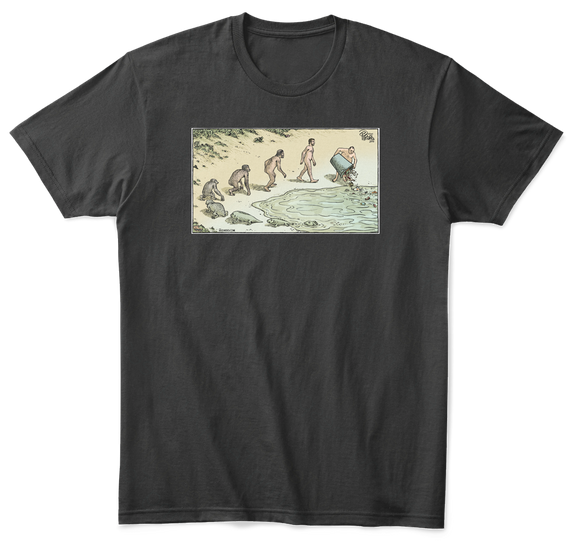 **Digital Print**  Please Contact  Teespring Art  Department For Artwork Thanks T-Shirt Front