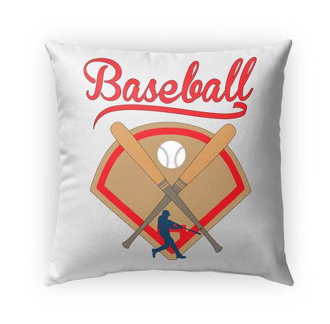 Baseball Standard T-Shirt Front