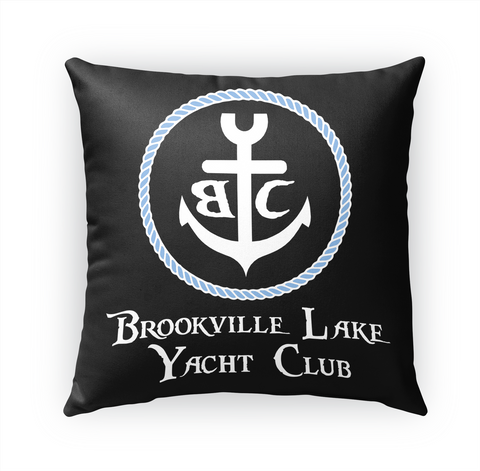 B C Brookville Lake Yacht Club Standard T-Shirt Front