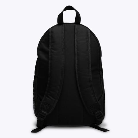 Usa Made Backpack Standard T-Shirt Back