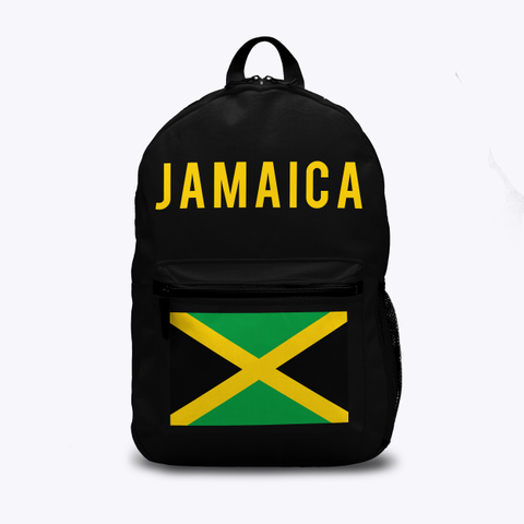 Jamaica Backpack Standard T-Shirt Front