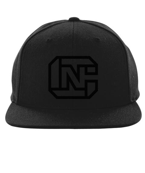 3dba4bac66e Colion Noir Logo Hat Black Topi Front