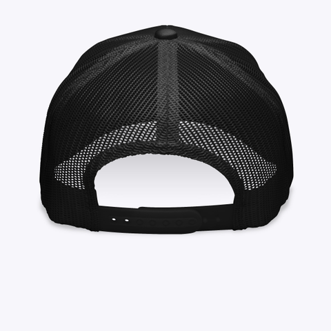 Above Inspiration Hat Black T-Shirt Back