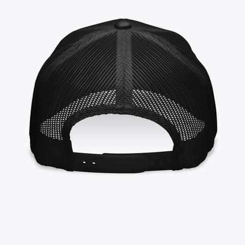 Above Inspiration Hat Black T-Shirt Back