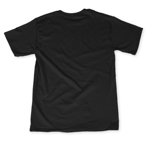 Uni Watch T Shirt Club: Hockey Black T-Shirt Back