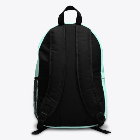 Sushi Backpack Standard T-Shirt Back