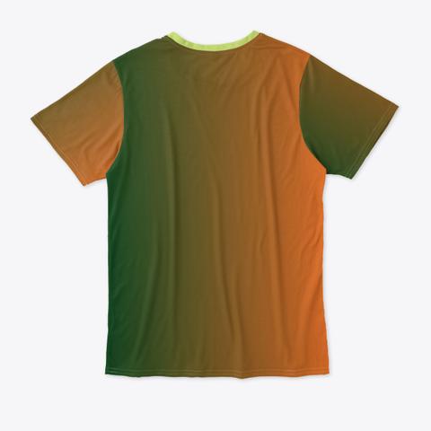 Kiss Me I Am Irish Standard T-Shirt Back