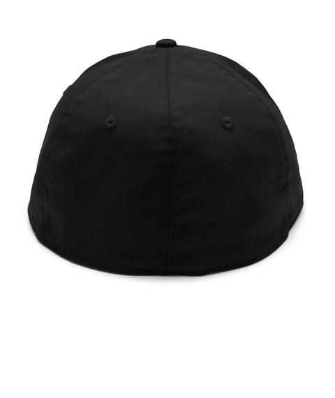 Brookville Yacht Club   Crest Hat Black T-Shirt Back