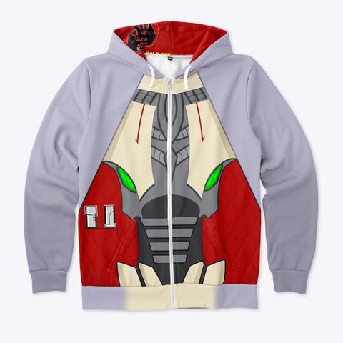 General Cyborg Standard T-Shirt Front