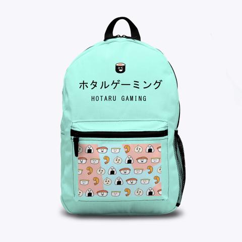 Sushi Backpack Standard T-Shirt Front