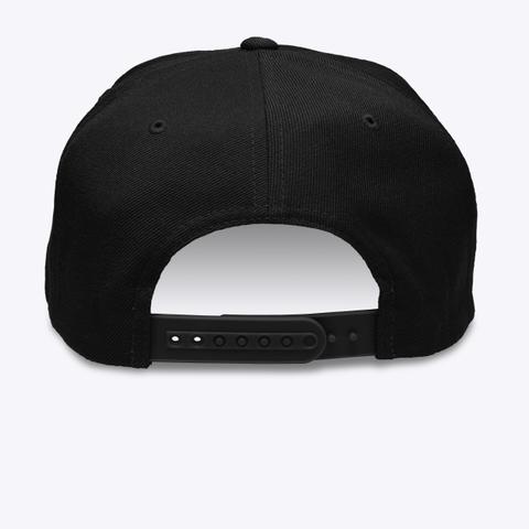 Unk Hat (Select A Color) Black T-Shirt Back