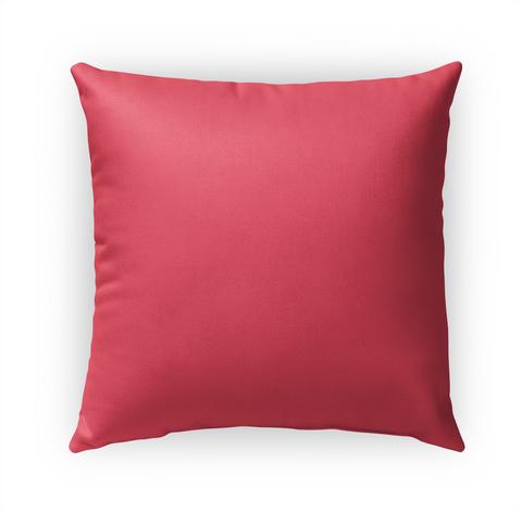 I Heart Naps Baby Pillow Standard T-Shirt Back