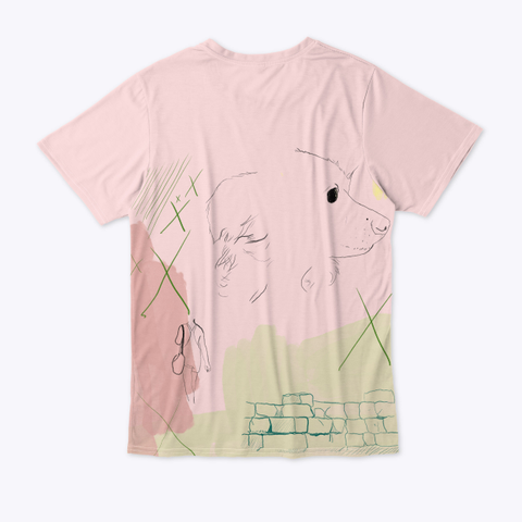 What Light Standard T-Shirt Back