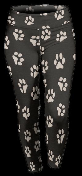 b5e03bd3f8be81 Cat Paw Print Leggings - catpawprint Products | Teespring