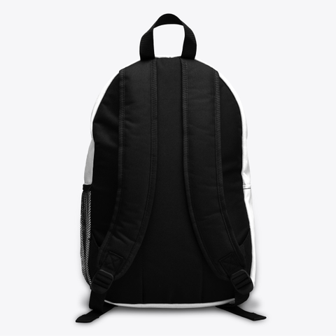 Dope Military Backpack Standard T-Shirt Back