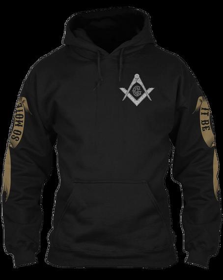 G G Faith Hope Charity Black T-Shirt Front