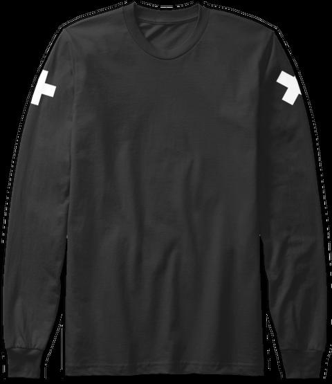 Official Martin Garrix Shirts Black T-Shirt Front