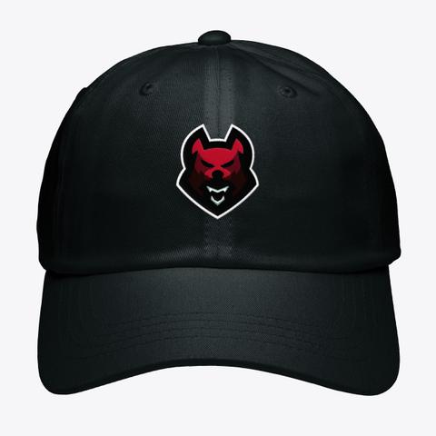 Team Bh Hat Black T-Shirt Front