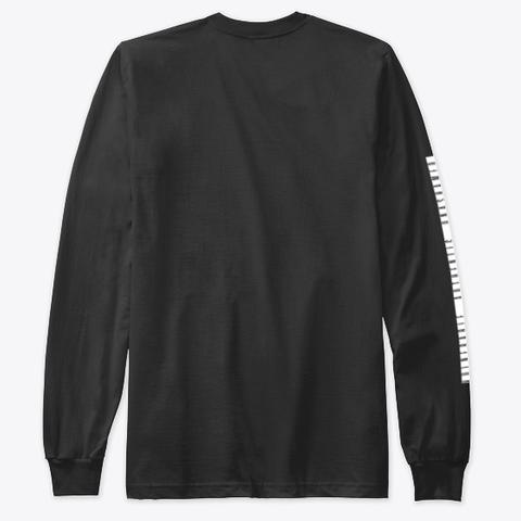 Hannah Grace Emblem Black T-Shirt Back
