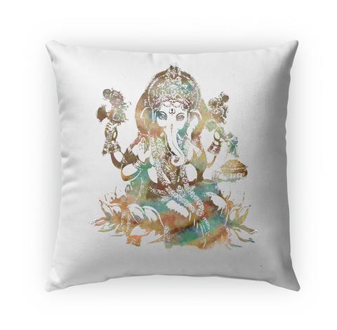 Ganesha Pillow Standard T-Shirt Front