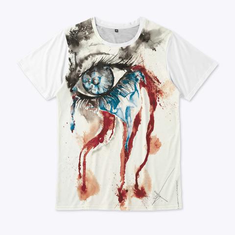 Jaco Tartaruga Lloramos Standard T-Shirt Front