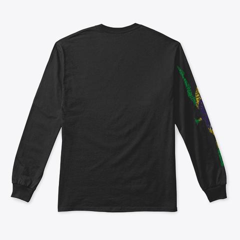 Volleybragswag Jump Serve Dig Bra Libero Black T-Shirt Back