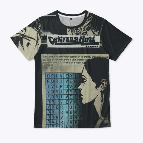 300 Monsters Standard T-Shirt Front