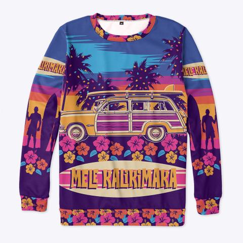 Mele Kalikimara Standard T-Shirt Front