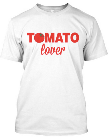 The Official Martina Mc Bride Tomato Lover Tee White T-Shirt Front e2d870b03e6e