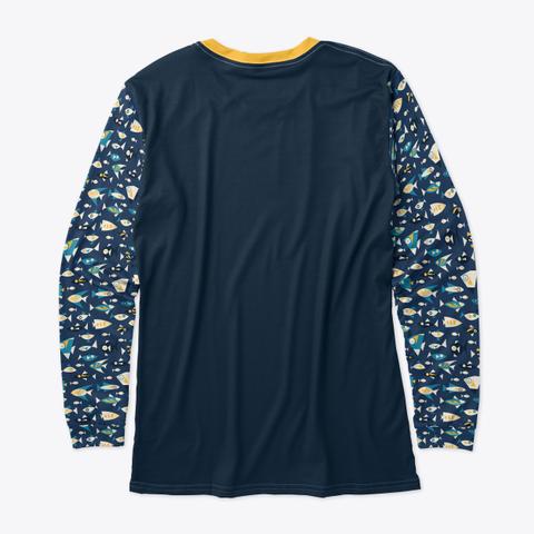 Lake Country Warm Up Standard T-Shirt Back