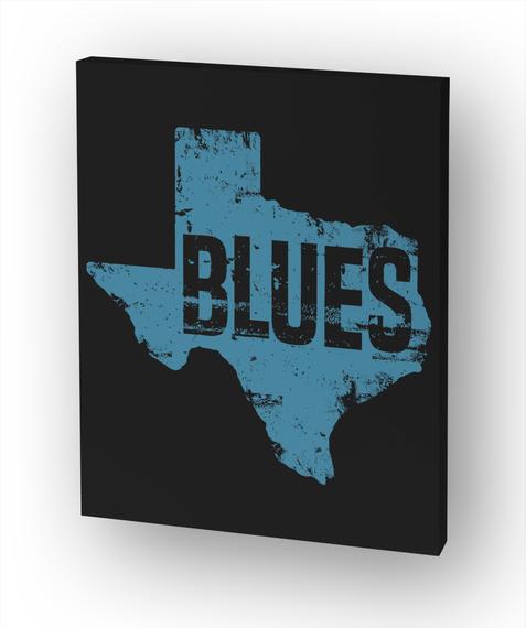 Blues White Camiseta Front