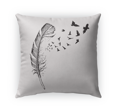 Limited Edition   Feather Pillow! Standard T-Shirt Front