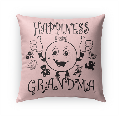 Happiness Is Being Grandma Standard T-Shirt Front