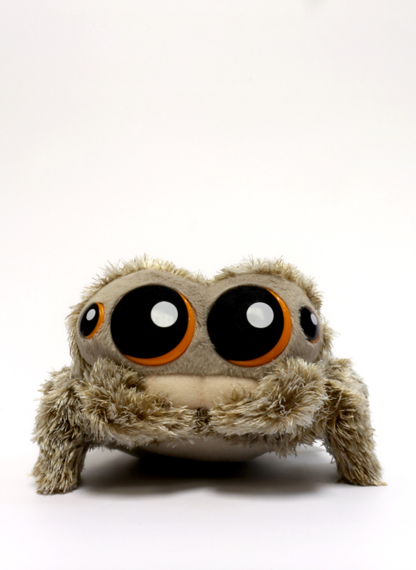 Lucas The Spider® Snuggle Edition Standard T-Shirt Back
